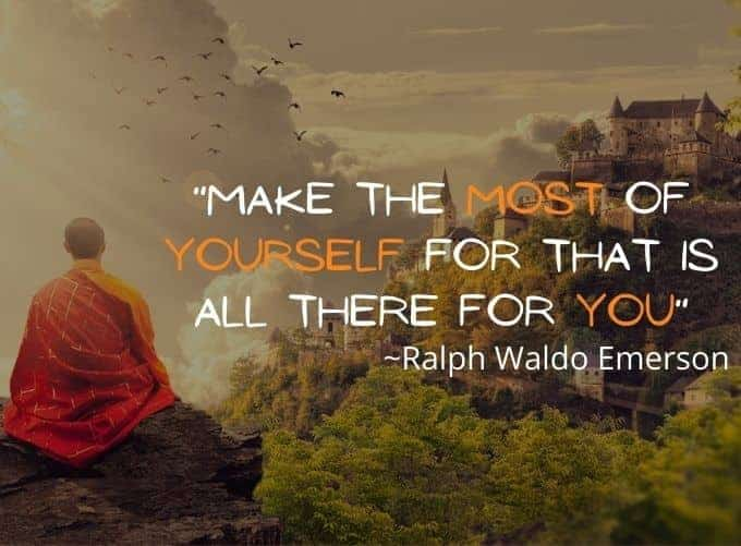 Make Most of Yourself