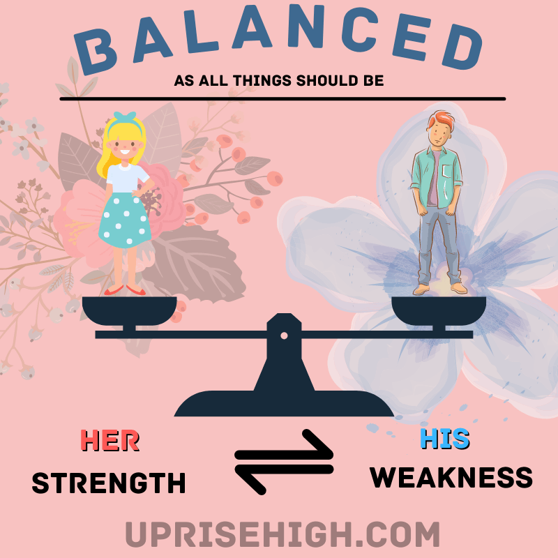 Twin Flame Balance Each Other