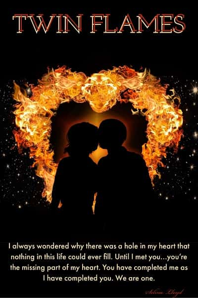 Twin Flame Complete each other