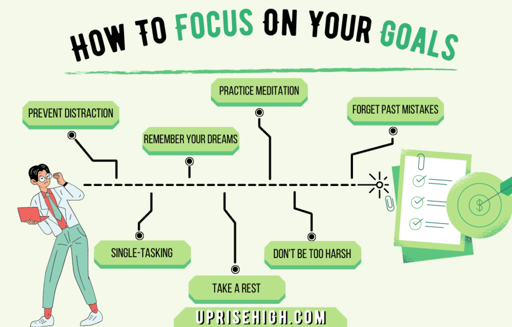How To Focus On Your Goals