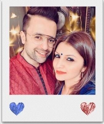 Love Story of Sandeep and Ruchi Maheshwari.