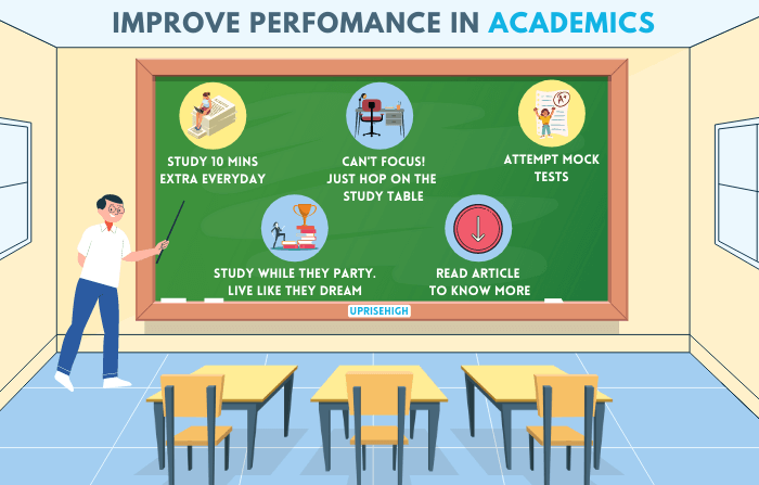 Challenges to Improve Your Academic Performance